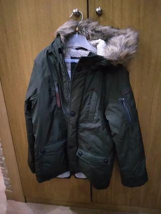 abrigo niño 9_10 años