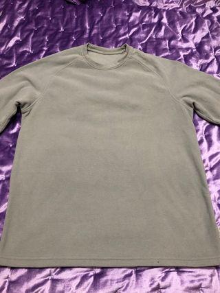 Camiseta polar decatlón para hombre