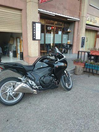 Moto Honda VFR 1200