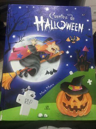 Libro infantil Halloween