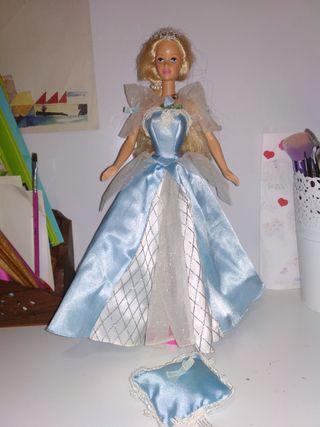 Barbie bella durmiente vintage
