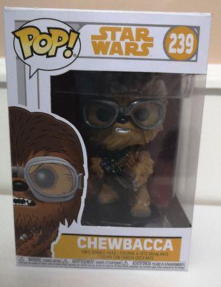 Funko pop 239 Chewbacca