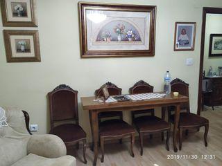 Mesa Libro Comedor y 6 sillas