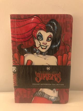 Gotham City Sirens Pocket Notebook Collection