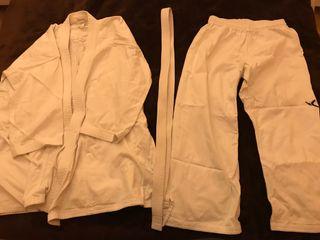 Kimono blanco de Judo/Aikido
