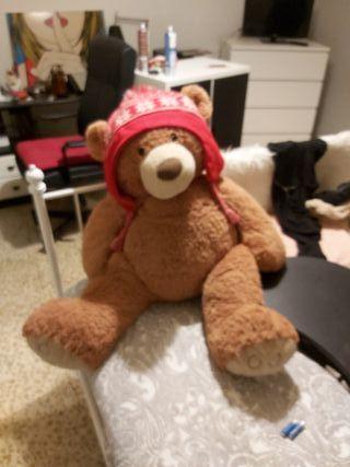 peluche de oso grande