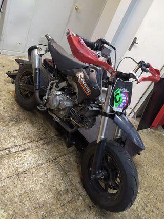 pitbike ycf z155