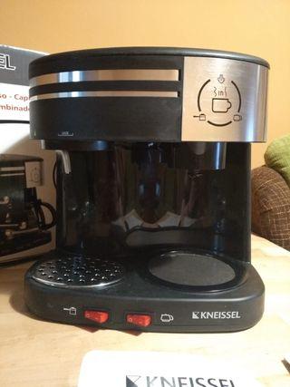 Cafetera Kneissel Kec261 NUEVA