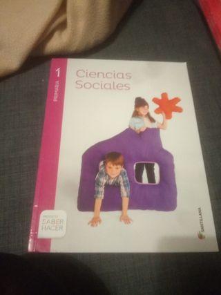 vendo libro totalmente nuevo ciencias sociales
