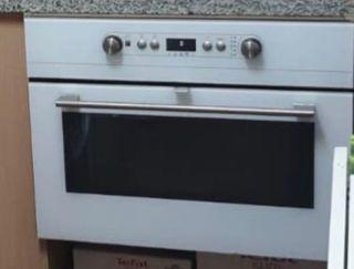 Se vende horno microondas integrado de ikea combi