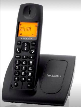 Teléfono inalámbrico Alcatel P110