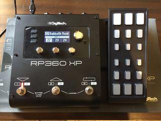 Pedalera Digitech RP360XP