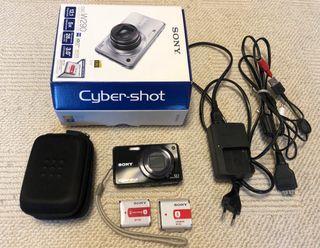 Cámara Sony DSC-W290 + carcasa Ikelite