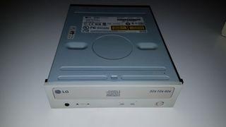 Grabadora CD-RW LG 42x 10x 40x