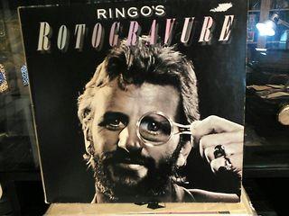 RINGO STARR - ROTOGRAVURE - THE BEATLES - VINILO