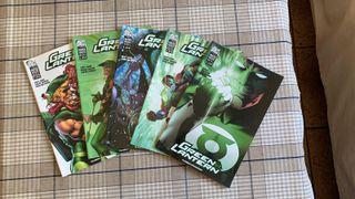 Cómics Linterna Verde (Green Lantern)