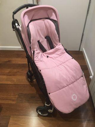Bugaboo Saco de silla - rosa pastel