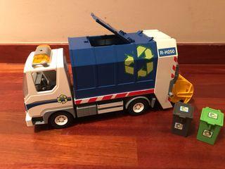 Camión reciclaje Playmobil