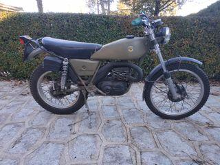 Bultaco Alpina 350 Militar