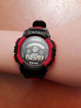Reloj nuevo niño