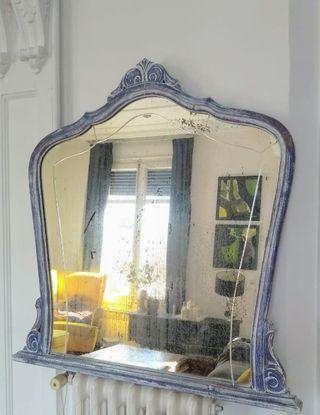 Espejo de anticuario