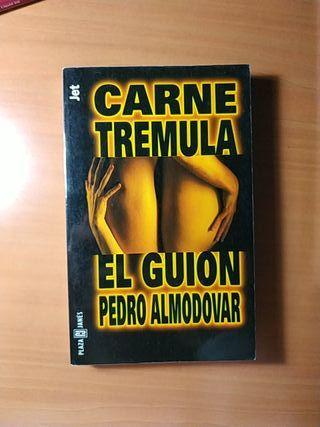 Libro-Carne trémula (guión)