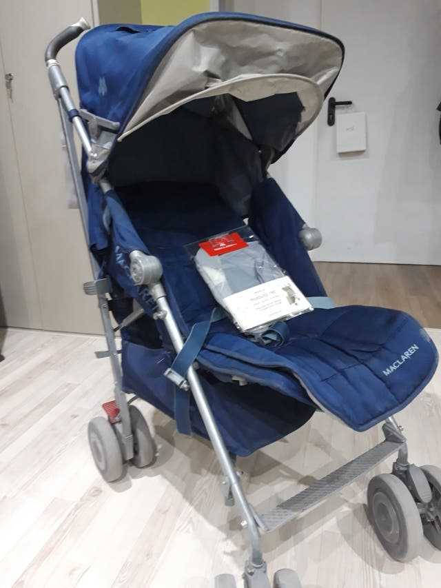 carro niño Maclaren Techno XLR