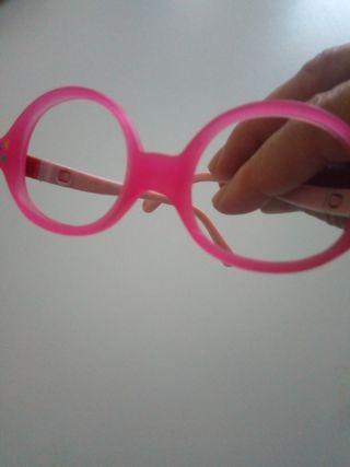 Montura gafas niña