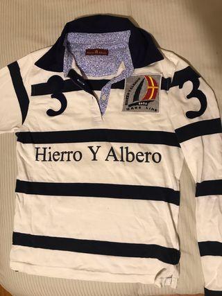 Polo Hierro y Albero