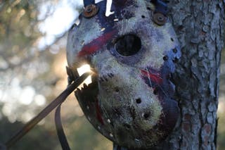 Mascara Jason Voorthess ( FRIDAY THE 13)