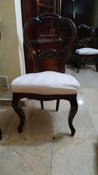 sillas antiguas de comedor