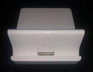 BASE CARGA IPAD DOCK 30 pin Apple!!