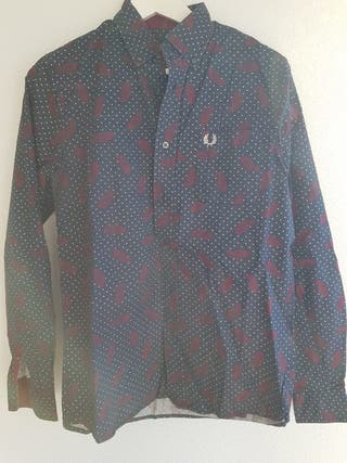 Camisa Pasley Fred Perry Drake Ed Limitada S Hombr
