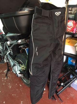 Pantalón moto cordura chica