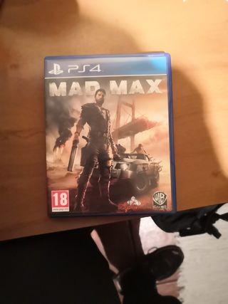 juego ps4 - MAD MAX