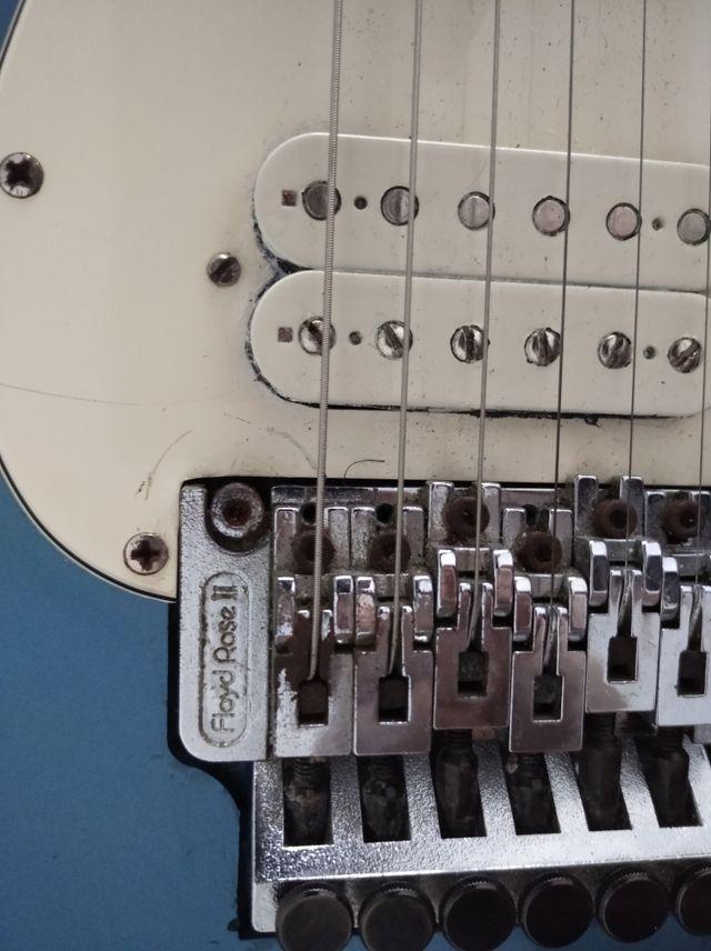 -Fender stratocaster Richie sambora MIM 1995-96