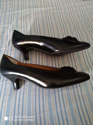 Zapatos negros mujer talla 41