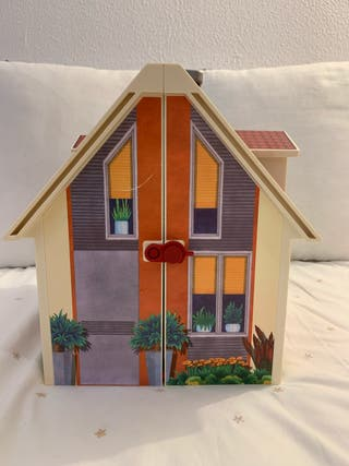 Casa plegable playmobil