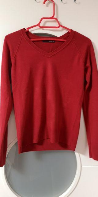 jersey de pico rojo