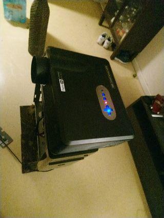 proyector digital tv 720p