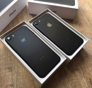 Iphone 7 De 128 Gb color negro Mate
