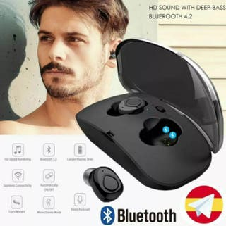 Auriculares Bluetooth Inalambricos iPhone XS 8 7