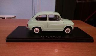 SEAT 600 D 1963
