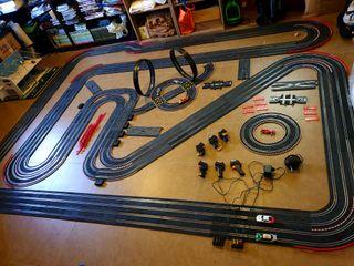 Scalextric compact circuito 21 metros OPORTUNIDAD!