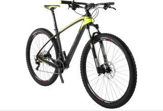 "Bici MTB 29"" carbono"