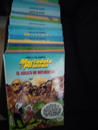 Colección Comics Mortadelo y Filemón