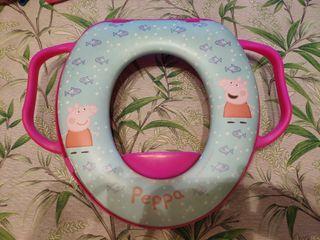 Adaptador infantil wc