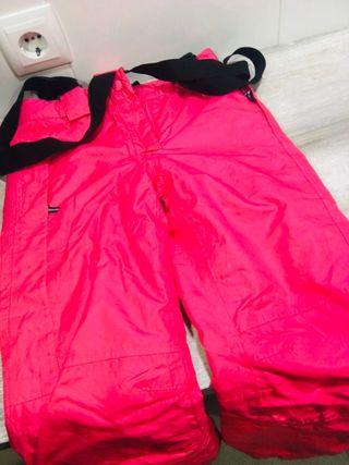 Pantalón de ski para niña