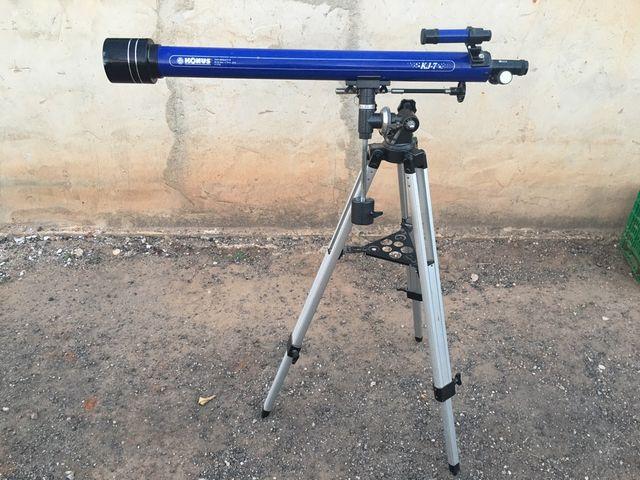 Telescopio casi nuevo