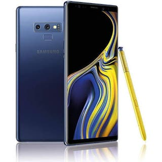 """SAMSUNG NOTE 9 120GB ANDROID 10 6.4"""" AZUL"""